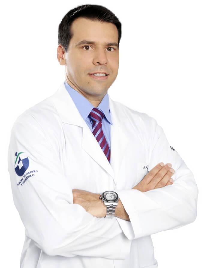 dr carlos macedo Ortopedista sjc